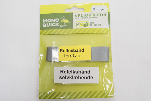 Reflective tape - adhesive