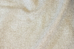 Speckled, light grey opholstry fabric in polyester