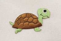 Turtle patch 7x4cm
