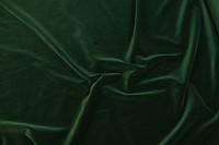 Velvet in classic woven quality in dark green
