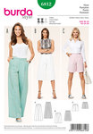 Pants, culottes, varying lengths