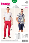 The slim-fit chinos or Bermuda shorts, also made of fabrics with sanded finish if desired, in either trendy bright and fresh colors or in classic beige or blue shades, but all favorite companions for many occasions.