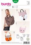 Bags, Cat, Fox