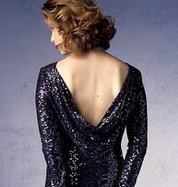 Vogue pattern: Dress Vogue