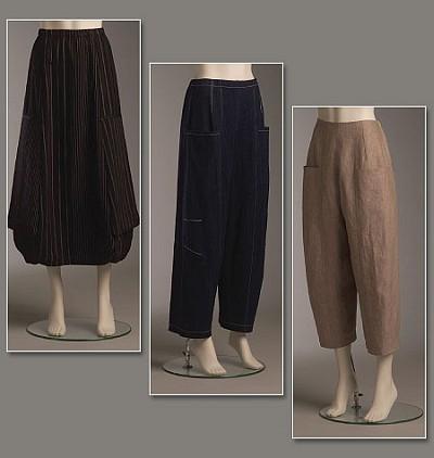 Skirt And Pants