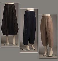 Vogue 8499. Skirt And Pants.
