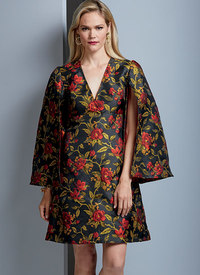 Dress, Very Easy Vogue. Vogue 9344.
