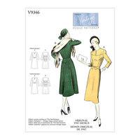 Dress, Vintage Vogue. Vogue 9346.