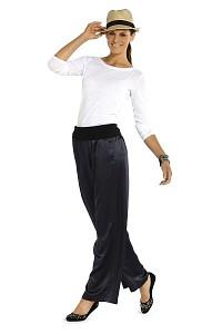 Pants/trousers. Burda 7400.