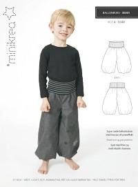 Baloon pants. Minikrea 30301.