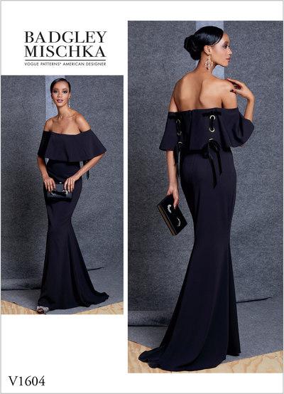 Dress, Badgley Mischka