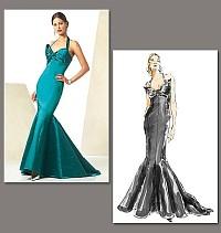 Dress. Vogue 2931.