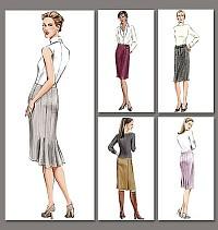 Petite Skirt. Vogue 7937.
