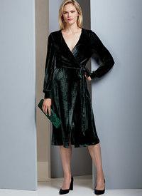 Top, Dress and Pants. Vogue 9350.