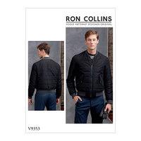 Vogue 9353. Jacket, Ron Collins.