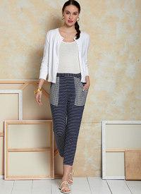 Pants, Marcy Tilton. Vogue 9374.