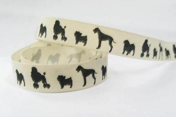 Dog ribbon width 1.5 cm