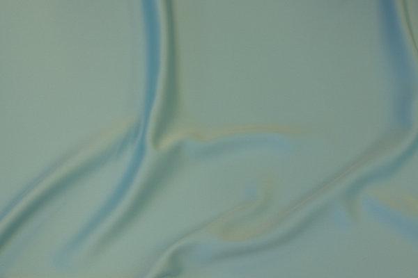Matt micro satin in light blue