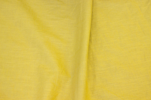Straw-yellow, washed linen