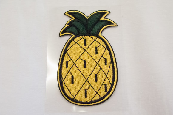 Pineapple patch 9x5cm