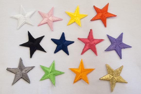 Stars diameter 3cm