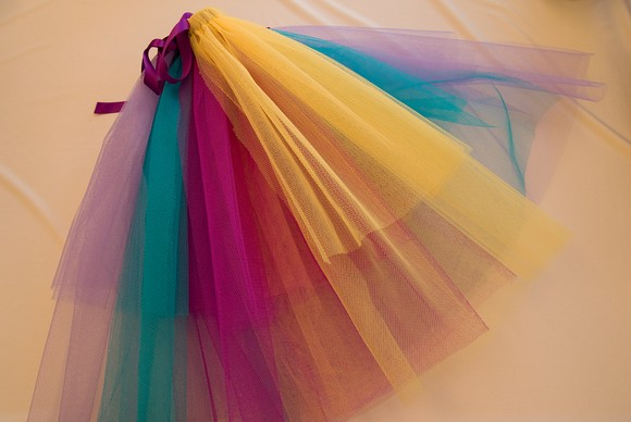 Tulle inspiration skirt