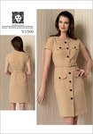 Shirtdress with Pockets and Belt - Anne Klein