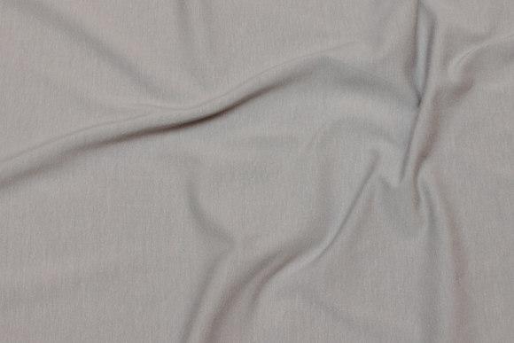 Light grey cotton-jersey
