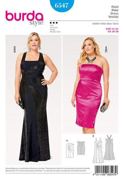 Cocktail Dress, Evening Dress, Strap Dress