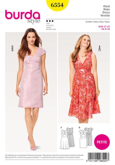 Dress, Strap Dress, Shift– Petite/Short Sizes