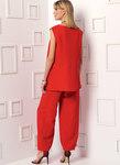 Tunics and Pants with Yoke - Marcy Tilton