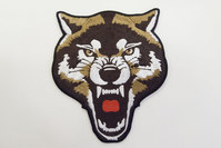 Big wolf patch 10x11
