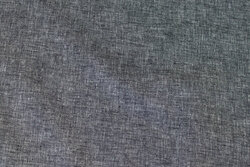 Black and white speckled (salt and peber) linen and cotton
