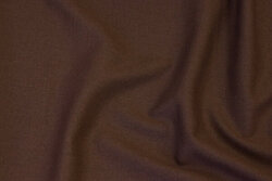 Dark-brown viscose and linen