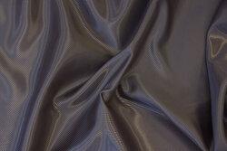 Diagonal-weave lining in dirt-brown