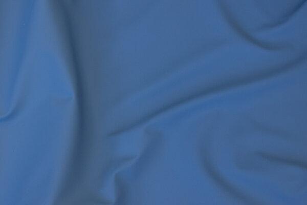 Dove-blue waterproof regnstof