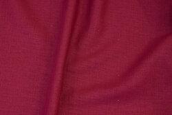 Rasberry-red linen