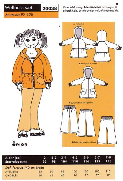 Wellness suit