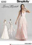 Simplicity 8289. Special Occasion Dresses.