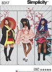 Cosplay Kimono Costumes