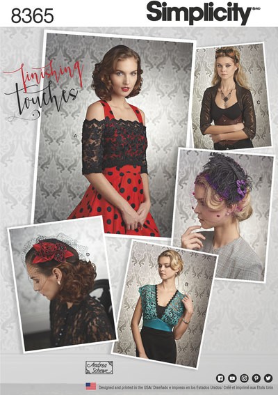 Cover-Ups, Fascinator, and Hat