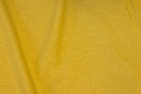 Yellow 100% linen