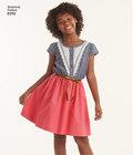 American Girl Child´s Dress