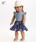 18 inches American Girl Doll Clothes