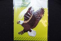 Eagle patch 8 x 8 cm