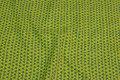 Light green baby corduroy with 1 cm dark green pattern .