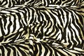 Zebra faux fur in beautiful natural-looking quality.