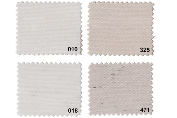 Texgard coated fabric for awnings, light nuances