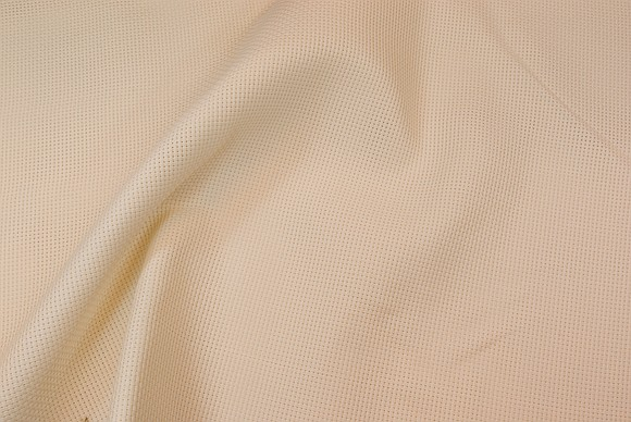 Aida embroidery fabric - ecru color