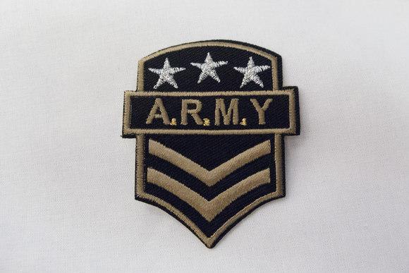 A.R.M.Y patch 5x6cm